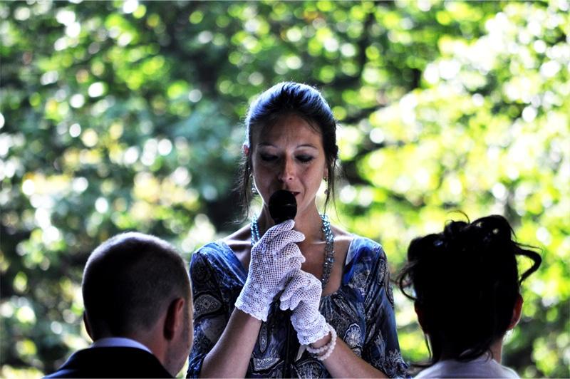 Rossana Trabattoni celebrante matrimonio simbolico