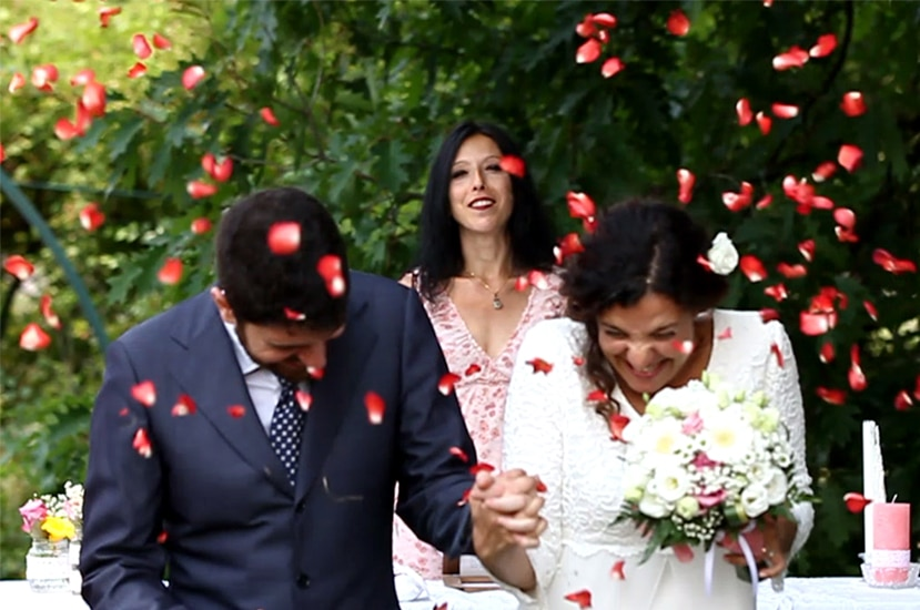 celebrante matrimonio simbolico Novara