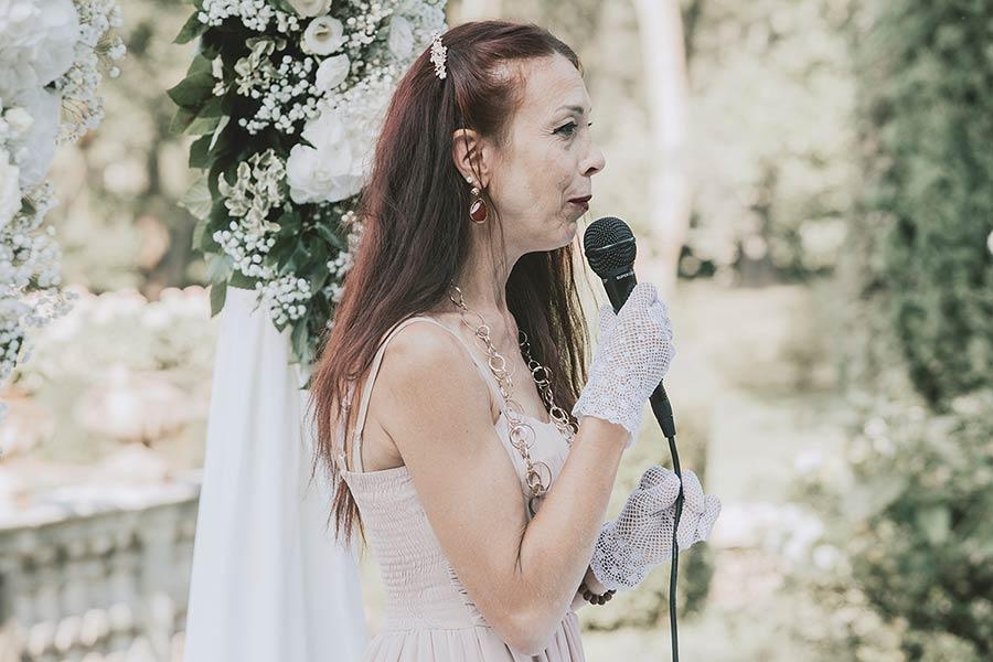 Rossana Trabattoni celebrante matrimonio